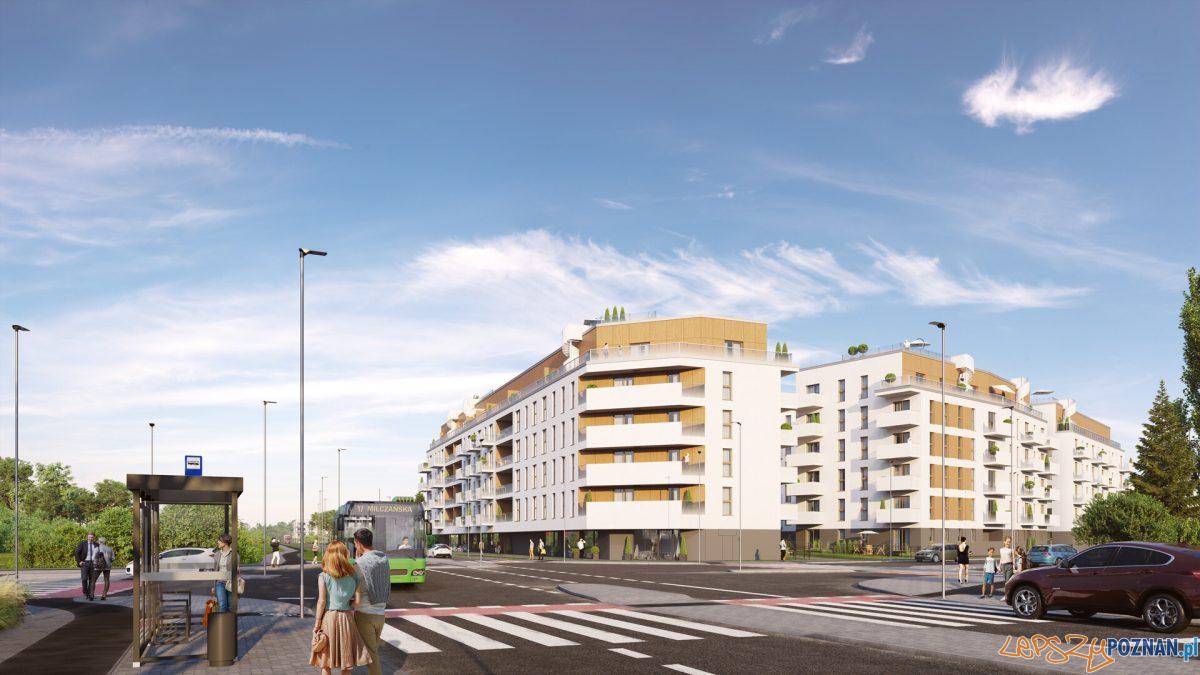 Bouygues Immobilier_Soleil de Malta_Poznan_wizualizacja_01 Foto: materiały prasowe