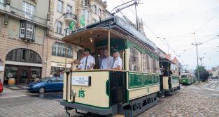 140 lat komunikacji miejskiej w Poznaniu - Carl Wayer  Foto: lepszyPOZNAN.pl/Piotr Rychter