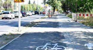 Nowe ścieżki rowerowe  Foto: materiały prasowe / UMP