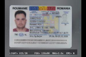 Rumunski dowód osobisty  Foto: Straz Graniczna