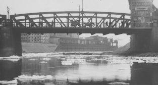 Most Chwaliszewskki 1935  Foto: NAC / domena publiczna