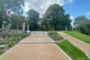 Park Drwęskich po renowacji  Foto: materiały prasowe / ZZM