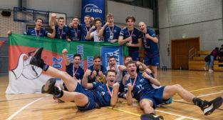 Mistrzostwa Wielkopolski Juniorów Młodszych - dekoracja  Foto: lepszyPOZNAN.pl/Piotr Rychter