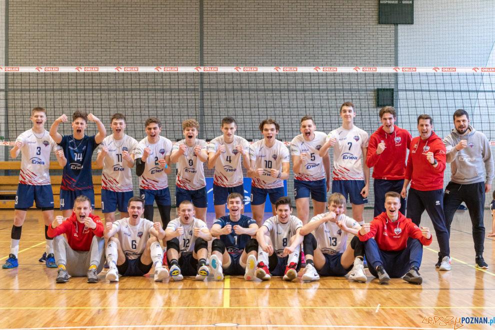 Ćwierćfinał Mistrzostw Polski Juniorów Młodszych - Enea En  Foto: lepszyPOZNAN.pl/Piotr Rychter