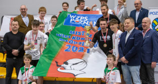 Finał Mistrzostw Wielkopolski Młodzików - zakończenie  Foto: lepszyPOZNAN.pl/Piotr Rychter