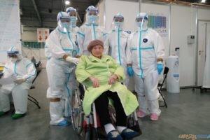 101-latka ozdrowieńcem  Foto: fb/SzpitalKlinicznyPrzemienieniaPanskiego