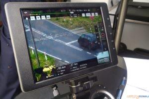 Policyjny dron  Foto: materiały prasowe / KWP