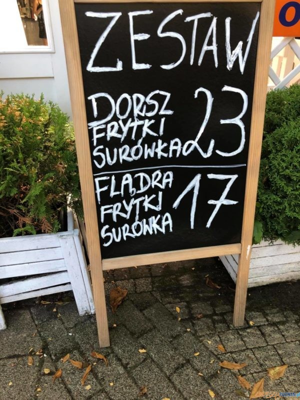 Menu z Mielna (2021) Foto: fb / Gmina Mielno