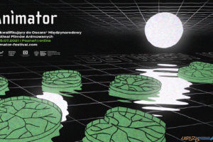 Animator 2021 plakat  Foto: materiały prasowe