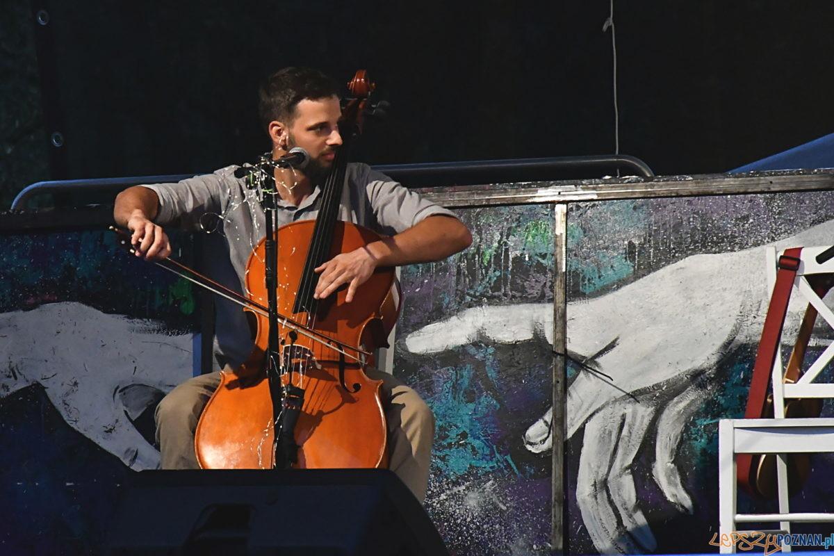 Koncert Sołacki nad Rusałką - Kilka czułości Foto: Kasia Lonowska