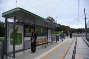 Krolowej Jadwigi tramwaj torowisko przystanek 2017_09_03 (24)  Foto: UMP / materiały prasowe