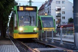 Krolowej Jadwigi tramwaj torowisko przystanek 2017_09_03 (27)  Foto: UMP / materiały prasowe