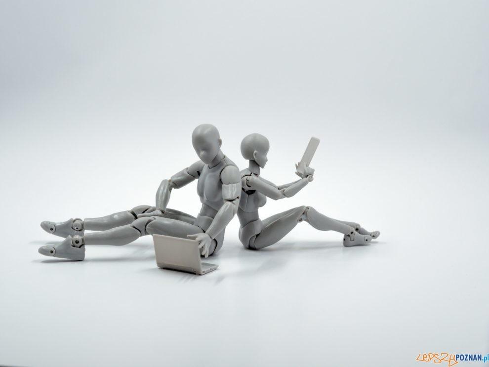 Roboty manekiny  Foto: Brett Jordan