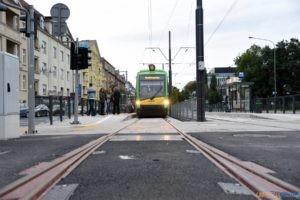 Krolowej Jadwigi tramwaj torowisko przystanek 2017_09_03 (17)  Foto:
