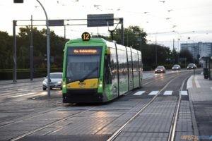 Krolowej Jadwigi tramwaj torowisko przystanek 2017_09_03 (18)  Foto: UMP / materiały prasowe